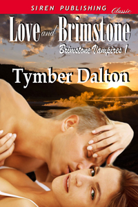 #TimeMachineDiscount – Love and Brimstone (Brimstone Vampires 1)