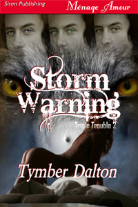 Storm Warning (Triple Trouble 2)
