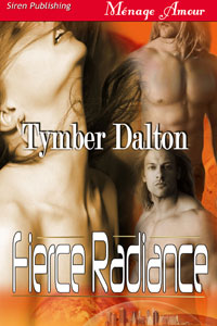Adult Excerpt: Fierce Radiance (Space Confederation 1)