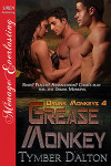 Grease Monkey (Drunk Monkeys 4)