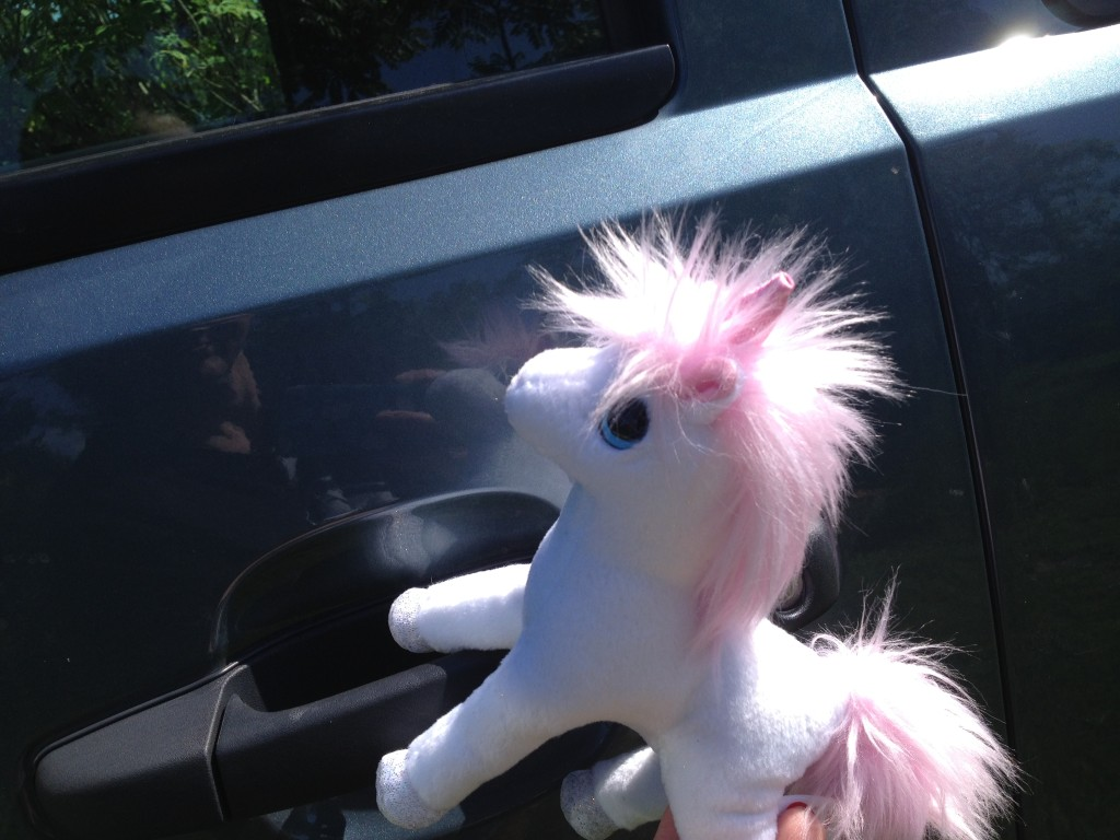 """Well, guess it would be easier if I had the KEYS! *unicornese swear word muttering*"""
