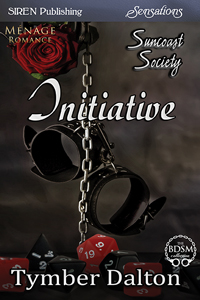 First Chapter: Initiative (Suncoast Society)