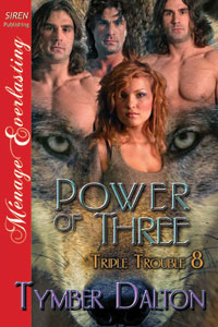 Power of Three (Triple Trouble 8)