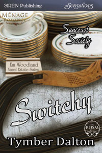 Release Day: Switchy (Suncoast Society 34)