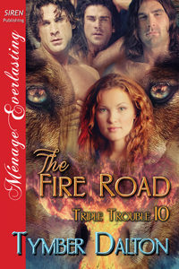 The Fire Road (Triple Trouble 10)