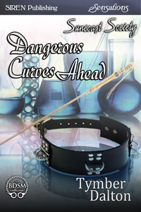 New book trailer! Dangerous Curves Ahead (Suncoast Society)