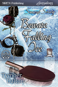 Now on Kindle: Beware Falling Ice (Suncoast Society 36)