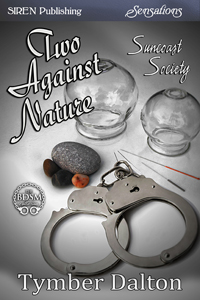 Now on Kindle: Two Against Nature (Suncoast Society) #BDSM