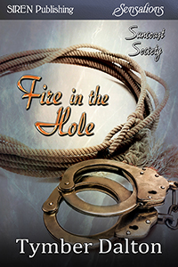 Available for pre-order: Fire in the Hole (Suncoast Society)