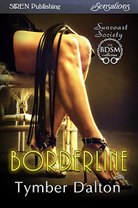 Now Available: Borderline (Suncoast Society)