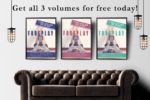 #FreebieAlert - First Chapters: Foreplay vols. 1-3