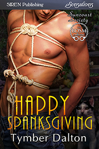 Now on all third-party sites: Happy Spanksgiving (Suncoast Society)