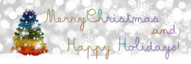 Blessed Yule, Merry Christmas, and Happy Holidays!