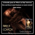 Release Day: Friends in Common (Suncoast Society)