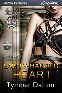Empty-Handed Heart (Suncoast Society)