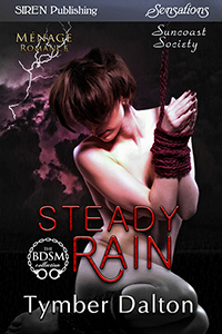 Available for Pre-Order: Steady Rain (Suncoast Society)