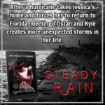 Now Available: Steady Rain (Suncoast Society)