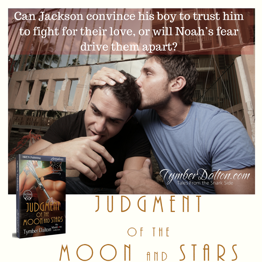 Adult Excerpt: Judgment of the Moon and Stars (Suncoast Society 72)