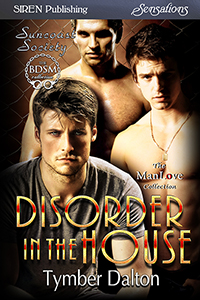 Now on Kindle: Disorder in the House (Suncoast Society)