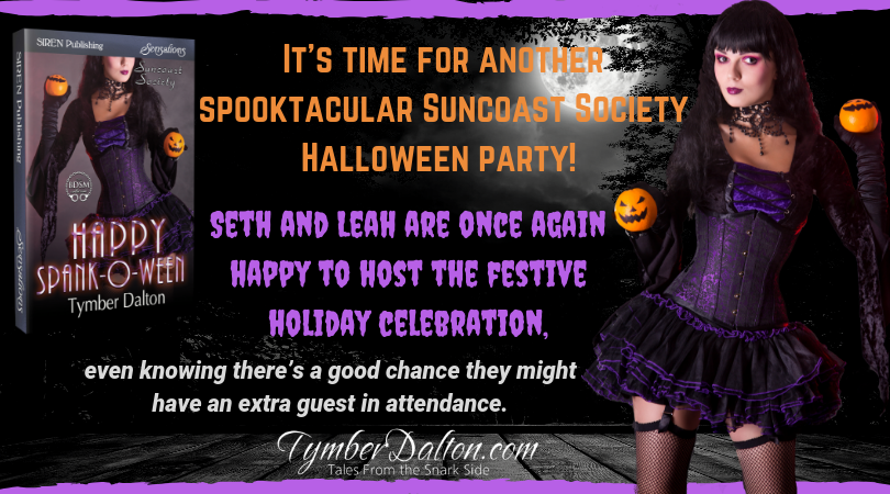 Release Day: Happy Spank-O-Ween (Suncoast Society)