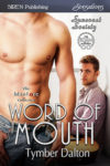 #SneakPeek #SnippetSaturday - Word of Mouth (Suncoast Society)