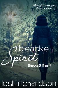Bleacke Spirit (Bleacke Shifters 4)