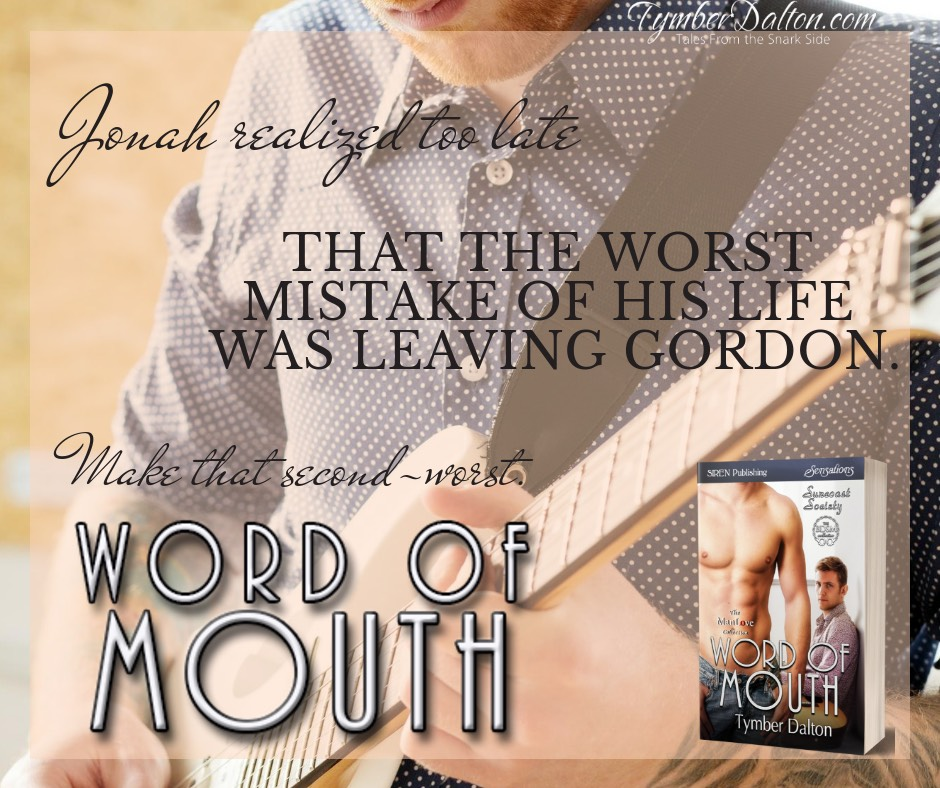 Now on Kindle and other third-party sites: Word of Mouth (Suncoast Society)