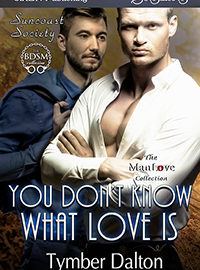 #preorder – You Don't Know What Love Is (Suncoast Society)