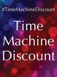#TimeMachineDiscount – TWO .99 titles!