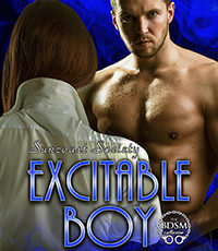 #preorder – Excitable Boy (Suncoast Society), Tony and Shayla