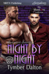 #releaseday - Night by Night (Suncoast Society, MM, BDSM) by Tymber Dalton