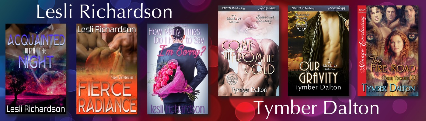 Author Tymber Dalton / Lesli Richardson